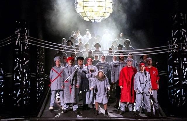 Воронежская опера «Родина электричества» заявлена в 6-ти номинациях напремию «Золотая маска»