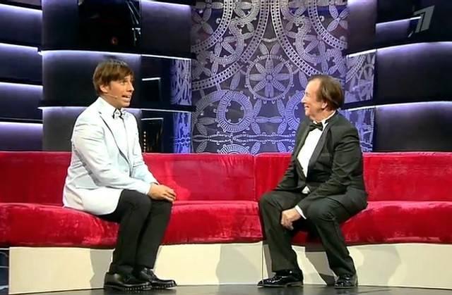 86-летний оперный солист изВоронежа спел впрограмме Максима Галкина