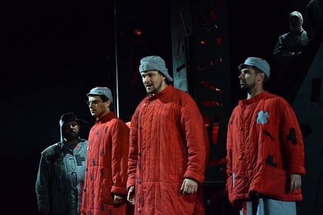 VII Платоновский фестиваль открылся мировой премьерой оперы «Родина электричества»