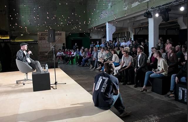 Писатель Алексей Иванов стал лауреатом Платоновской премии вВоронеже