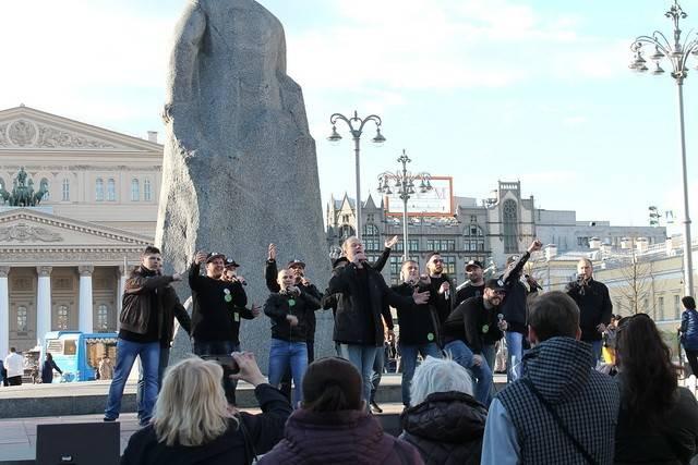 Хор изВоронежа триумфально выступил накрупнейшем вмире фестивале акапельного пения