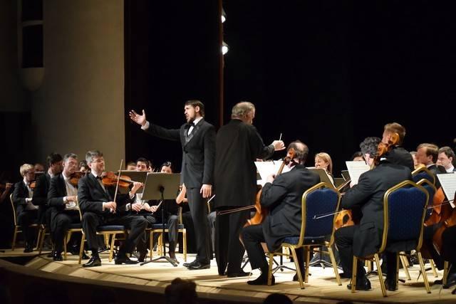 ВСтаврополе пройдет концерт симфонического ансамбля Мариинского театра