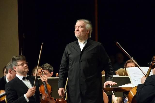 ВоВладикавказе выступил симфонический ансамбль Мариинского театра под управлением Валерия Гергиева