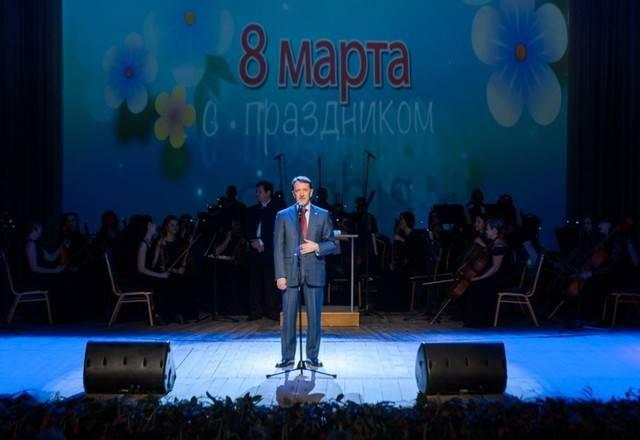 Воронежский губернатор поздравил женщин с8Марта цитатой Сергея Шнурова
