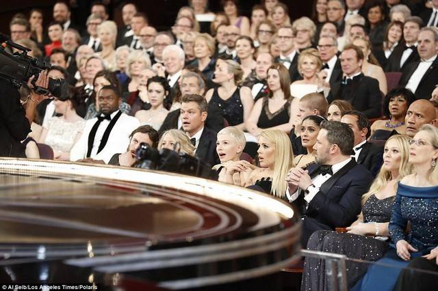«Оскар-2017» собрал наименьшую аудиторию за9 лет
