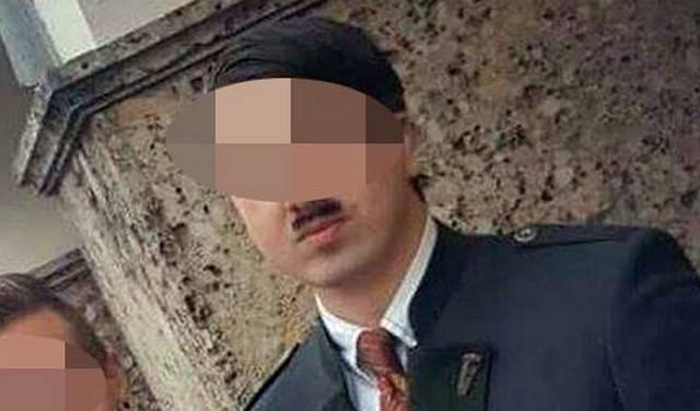 """""""Дойнику"""" Гитлера предъявлено обвинение в прославлении нацизма: появилось фото"""