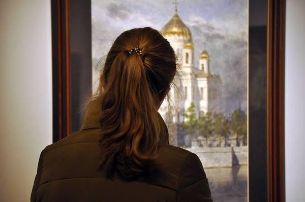 Вмузее имени Крамского открылась выставка работ Сергея Андрияки