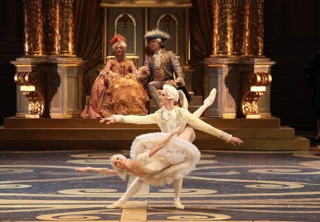 Балет огромного театра «Спящая красавица» будет одновременно транслироваться в39 городах Российской Федерации