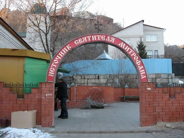Всвятом источнике Воронежа вводе безумно превышен уровень нитратов