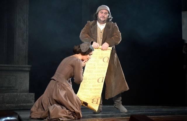 Солистка башкирской оперы Диляра Идрисова стала лауреатом первой государственной оперной премии «Онегин»