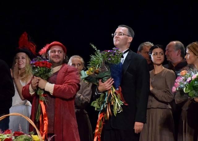 Солистка Башкирского государственного театра оперы ибалета удостоена первой национальной премии «Онегин»