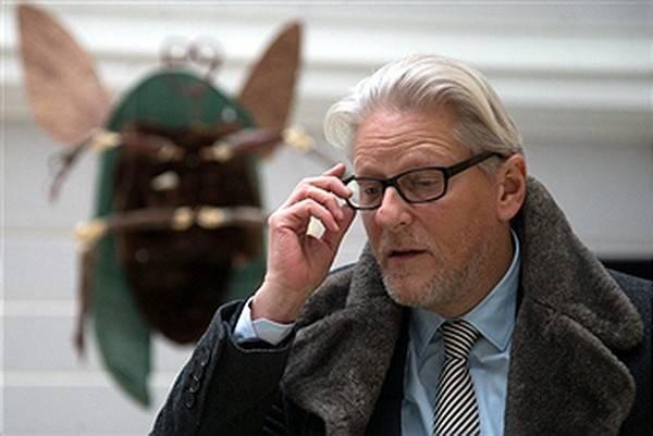 Минкульт прокомментировал скандальную выставку Яна Фабра вЭрмитаже
