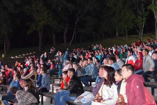 ВВоронеже всероссийская акция «Ночь кино» пройдет вЗеленом театре