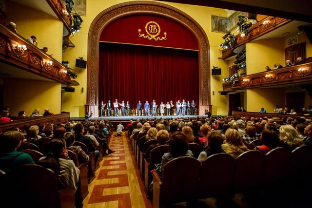 Стали известны лауреаты театральной премии имени Федора Волкова