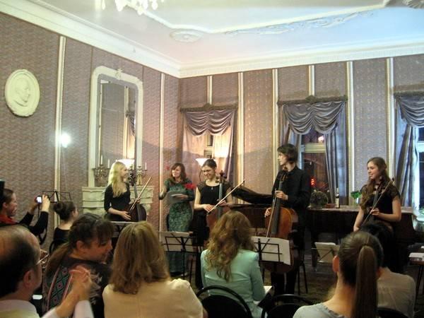 Музыкальный фестиваль сочинение