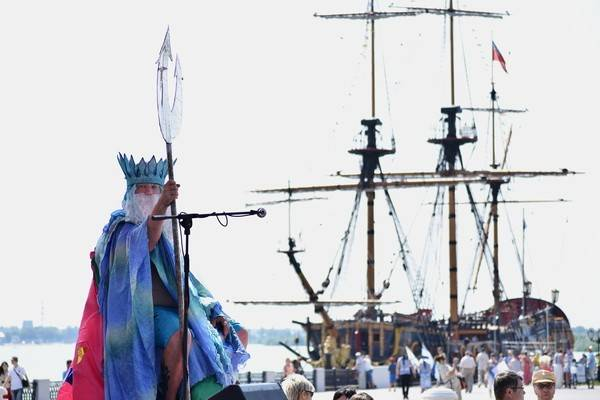 День Нептуна воронежцы отметят 29июля