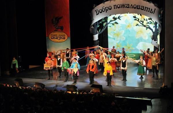 Воронежские конкурсы для детей