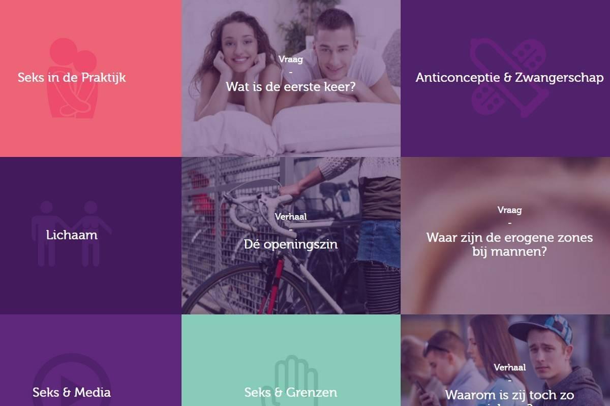 Образовательные сайты о сексе
