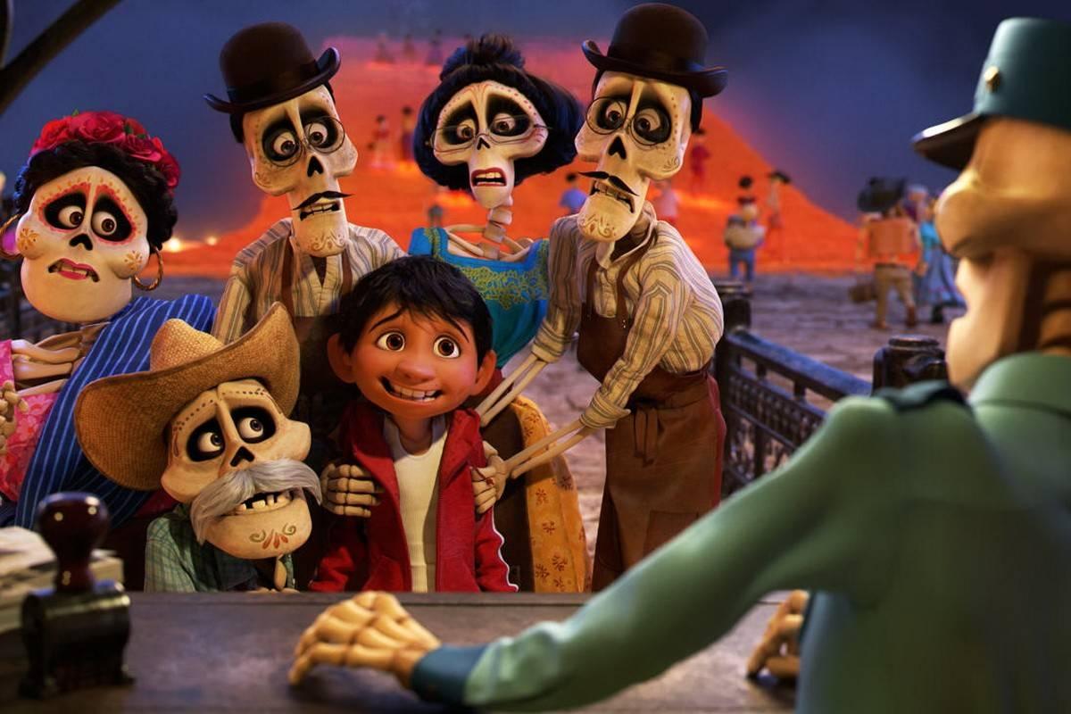 002e0c58ad12 Критики о фильме «Тайна Коко»  трогательно, весело, эффектно, но Pixar  делал фильмы и получше