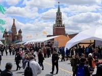Книжный фестиваль «Красная площадь-2018» обещает встречи с популярными авторами и презентации неординарных книг