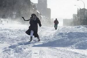 Ростуризм: в Канаду – на свой страх и риск, там серьёзная погодная аномалия