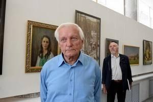 Воронежцев приглашают на выставку одного из ведущих художников-живописцев Владимира Щедрина