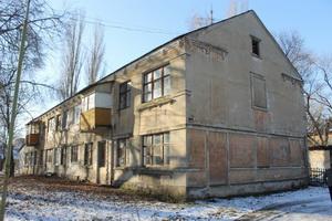 Готовый рухнуть воронежский дом – жертва ремонта виадука – привлёк внимание федеральной прессы